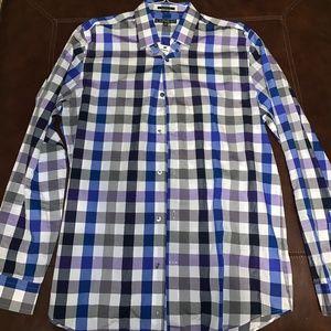 Mens EXPRESS Dress Shirt NWT